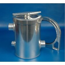 EMI Sea Strainer Aluminum With Bracket Clear Anodized 295-94CA