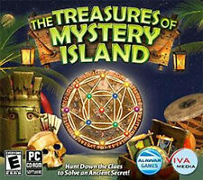 The Treasures of Mystery Island  Solve Intricate Puzzles  20 thrilling episodes