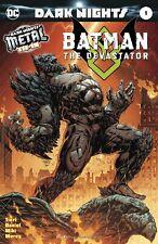 Dark Nights | Batman | The Devastator | 1 | Comic