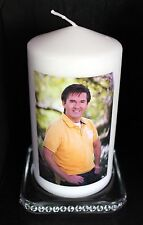 Daniel O'Donnell Birthday Personalised Special Gift Cellini Candles  #1