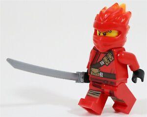 LEGO NINJAGO 70674 FS KAI MINIFIGURE FIRE FANG FORBIDDEN - GENUINE