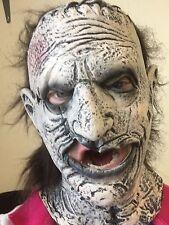 Chainsaw Killer Leatherface Mask Latex Halloween Texas Horror Fancy Dress