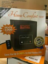 Heat4Less Home Comfort 1500 HC150018 1500 Watt Infrared Heater - Save 50% Energy