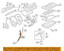 GM OEM Engine Parts-Oil Tube 12575179