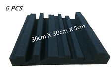 Metro Acoustic Sponge Black Wedge Insulation Foam For Cinema