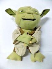 Star Wars Talking Yoda Plush Lucas Films Ltd Underground Toys Just Play LLC