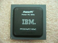 QTY 1x IBM PowerPC 604e CPU PPC604ePC166aC RISC Microprocessor NEW