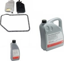 Audi A4 A6 S4 VW Passat 1998 - 2006 Filter And 6 Liters Auto Transmission Fluid