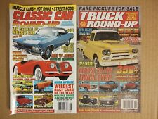 TRUCK ROUND-UP JUNE 2020 + CLASSIC CAR ROUND-UP JUNE 2020 MAGAZINES hot rods