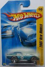 2007 Hot Wheels NEW MODELS Shelby Cobra Daytona Coupe 6/36 (Aqua Version)