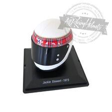 Spark Editions 1:5 Scale Jackie Stewart 1973 F1 World Champion Helmet Casque