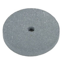 """8"""" Emory Style Bench Grinder Stone Wheel 1"""" Wide 5/8"""" Arbor (Coarse Grit)"""