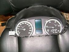 mercedes vito tacho kombiinstrument w639 a6394465721 tachometer keine scheibe