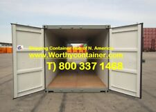 Double Doordd 40 New One Trip Shipping Container In Atlanta Ga