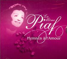 EDITH PIAF - LA MOME PIAF - HYMNES A L AMOUR - COFFRET 6CD