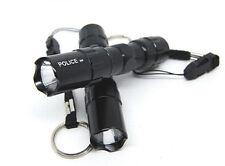 3W Mini CREE LED Waterproof Flashlight Torch Handy Light Lamp Keychain