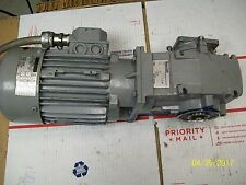 LENZE MOTOR MDEMA1M071-32 with REXROTH / BOSCH GEAR REDUCER 3 842 532 021