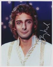 Barry Manilow - Signed Photograph