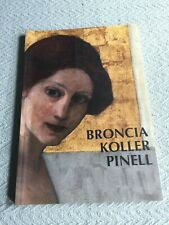 Broncia Koller Pinell Exhibition Catalog Jewish Museum of Vienna/Text in German