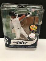 MLB Series 31 Derek Jeter New York Yankees Baseball Mcfarlane Toys 6inch Action