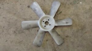 Ford 1710 cooling fan for compact tractor/ shibaura H843 cooling fan