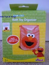 Sesame Street Elmo -  Bath Toy Organiser BNIP