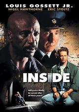 Inside Louis Gossett Jr., Nigel Hawthorne, Eric Stoltz DVD Used - Good
