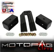 "2"" Rear Leveling lift kit for 2007-2017 Chevy Silverado Sierra GMC MADE IN USA"