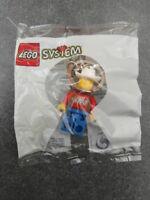 Lego 3974 Cowboy mit weißem Hut  Schlüsselanhänger OVP ungeöffnet NEU NEU NEU