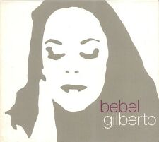 CD ALBUM DIGIPACK 11 TITRES--BEBEL GILBERTO--TANTO TEMPO--2000