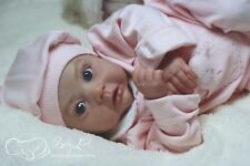 INKA DOLL KIT BLANK VINYL PARTS TO MAKE A REBORN BABY-NOT COMPLETED