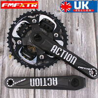 UK 104/64BCD 170mm 24/32/42t Chainset MTB Bike Chainring Crank Aluminum CNC