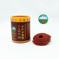Tibet Incense Snow Mountain Natura Tibetan 36 Kinds Medicine Herbs Incense Coil