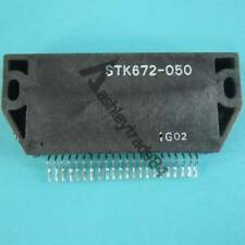 1PCS Manu:SANYO Encapsulation:SIP-ZIP,Microstep Operation-Supported STK672-050