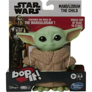 NEW HASBRO BOP IT! STAR WARS THE MANDALORIAN THE CHILD EDITION GAME TOY F1258