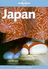 Japan (Lonely Planet Japan) von Chris Rowthorn | Buch | Zustand gut