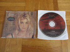 FAITH HILL There You'll Be 2001 GERMANY Promo CD single Pearl Harbour OST