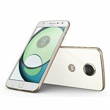 Motorola Moto Z Play XT1635-02 32GB White, Dual Sim, 5.5-Inch, GSM Unlocked