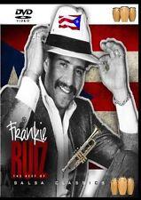 Frankie Ruiz DVD 20 Live Music Videos - Salsa Classica Tropical Puerto Rico