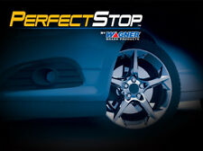 Frt Semi Metallic Brake Pads PS1680M Perfect Stop