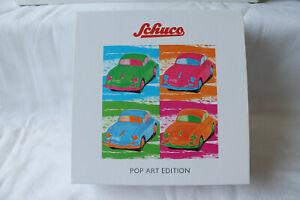 Schuco Piccolo Set 45016860 Porsche 356 Coupé Pop Art Edition