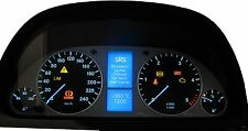 Mercedes - Benz B- Klasse W245  Display defekt? Tacho Kombiinstrument Reparatur