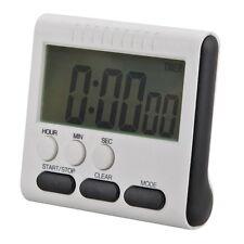 ab//Minuteur LED Electronique-Magnétique-Cuisine Digital-Alarme écran-Magnétique