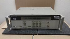HP Agilent 5350B 20 GHz CW Microwave Frequency Counter