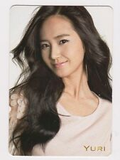 "SNSD GIRLS' GENERATION ""GENIE"" YURI Japan Official Photo card Rare New F/S G607"