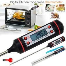 Thermomètre de cuisson Cuisine Numérique en inox Alimentaire