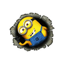 AUTOAUFKLEBER MINION AUFKLEBER AUTOTATTOO TUNING STICKER CAR DESPACIBLE ME