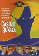 DVD  :  CASINO ROYALE ( 1967 )  [ Peter Sellers ]  NEUF cellophané