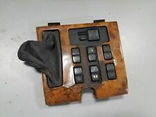 Range Rover Hse P38 Front Center Console Master Window Switch Awr1085