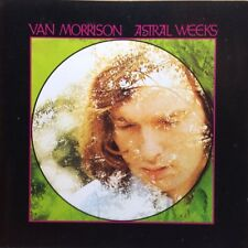 "VAN MORRISON ""ASTRAL WEEKS""CD VGC COVER, INSERT,  FREE UK POST"
